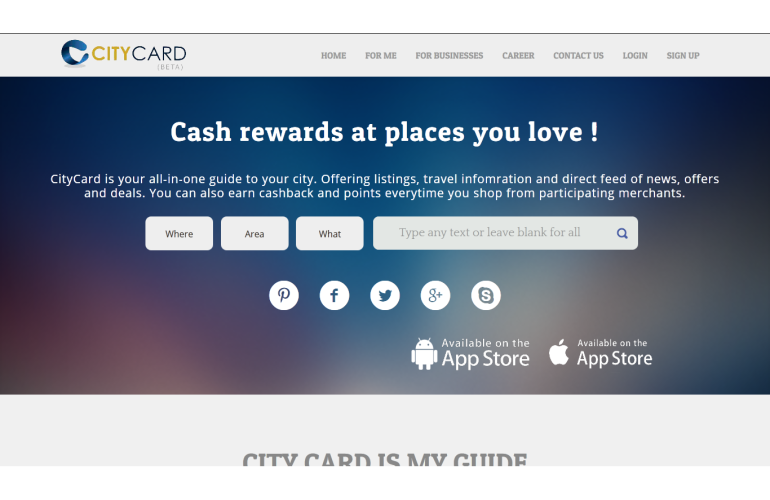 City Card Middle East