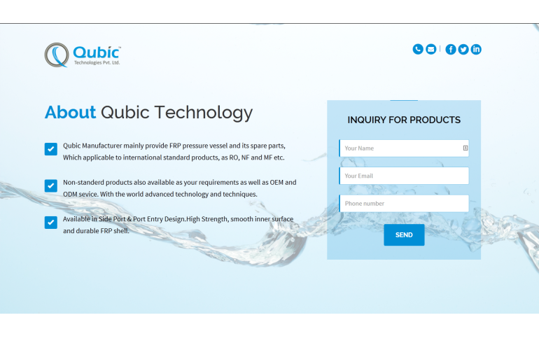 Qubic Technologies Pvt. Ltd.